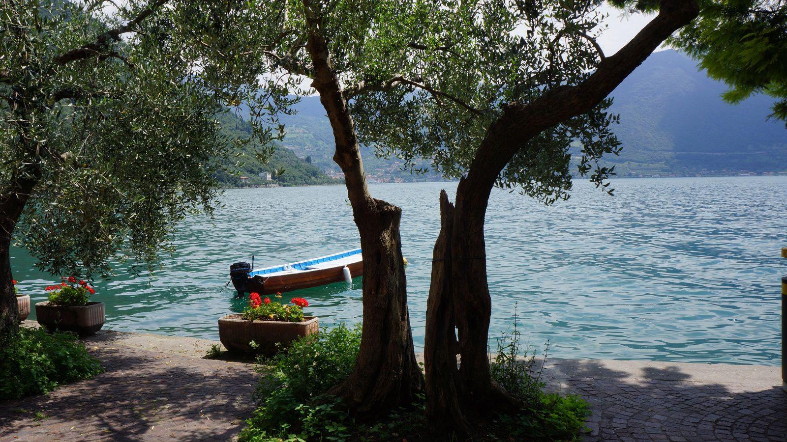 Autour du lac d'Iseo