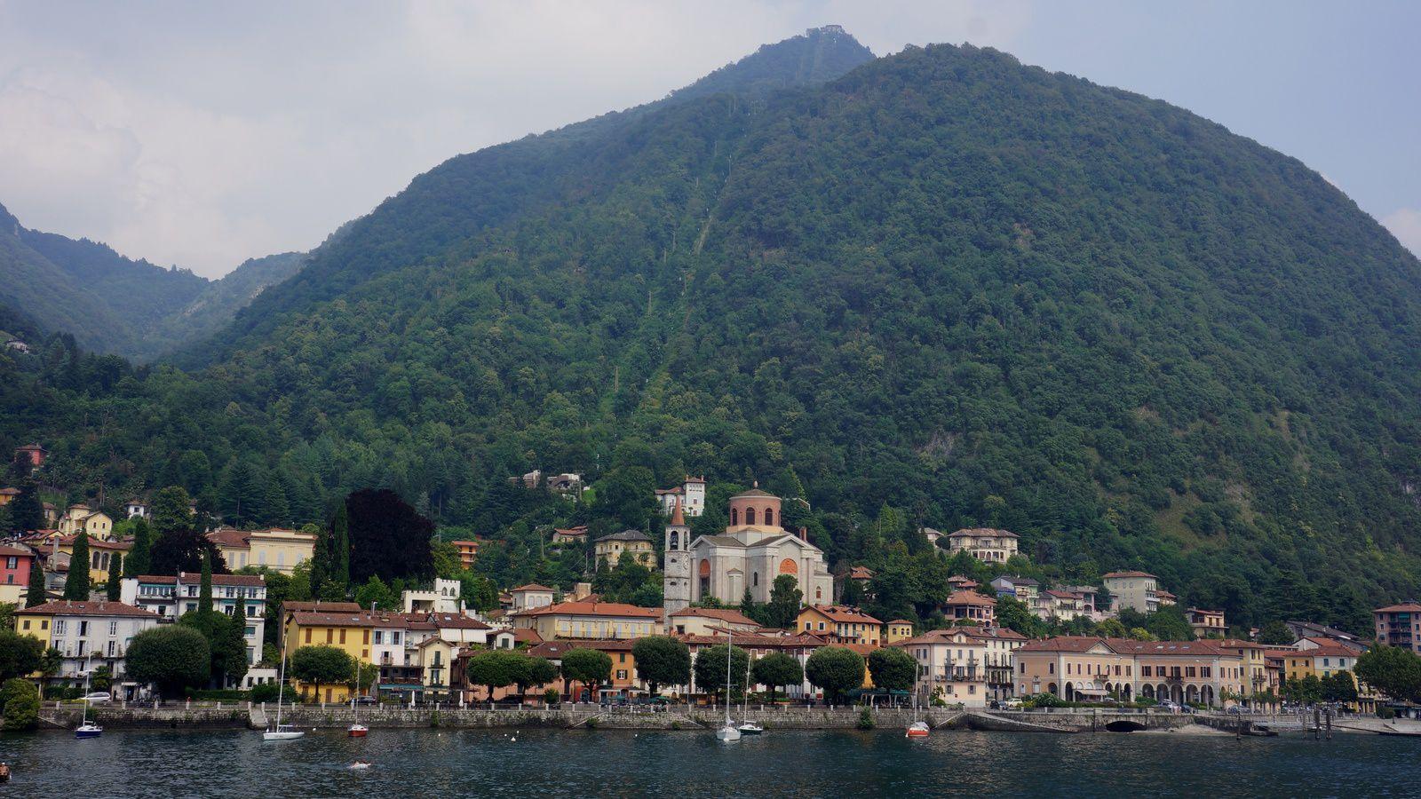 Autour du lac majeur : Les superbes îles de Verbania, Bellagio, Laveno, Verbano, Isola Bella, Isola Madre..