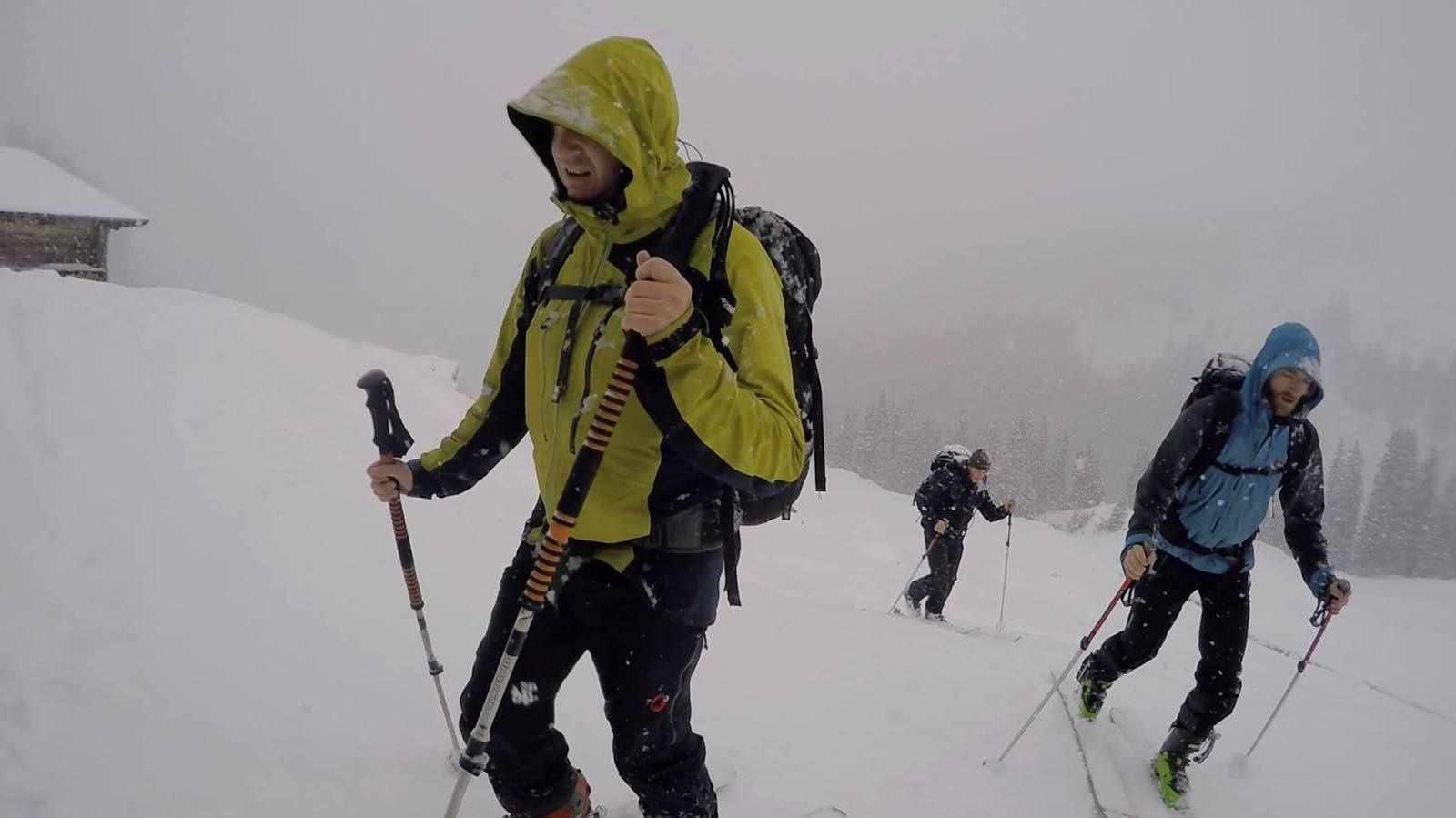 Ski de randonnée en Suisse Normande