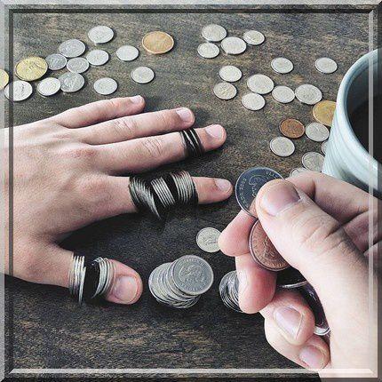 La réalité de l'argent