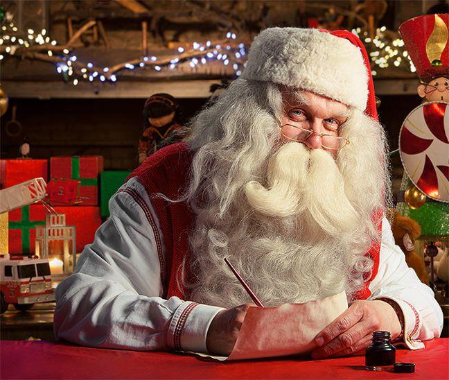 Père Noël, méfie-toi des Ayatollahs de la pensée unique !