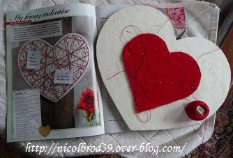 p le m le coeur en fil tendu 2 les petites croix de nicolbrod39. Black Bedroom Furniture Sets. Home Design Ideas