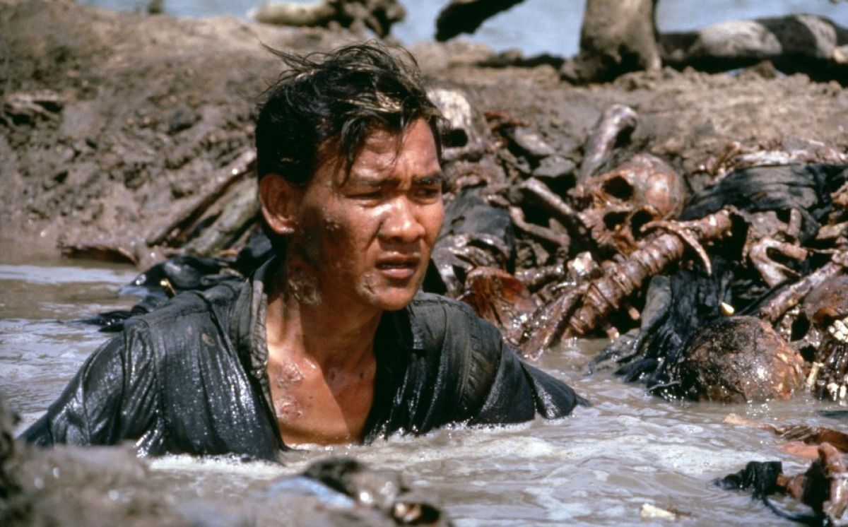 Au milieu des champs de la mort, émerge la vie (Haing S. Ngor). A voir sur France Ô lundi 7 octobre à 20 heures 45.