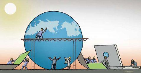 La gouvernance économique mondiale vue par l'OCDE, site du journal L'observateur émanant de cette organisation