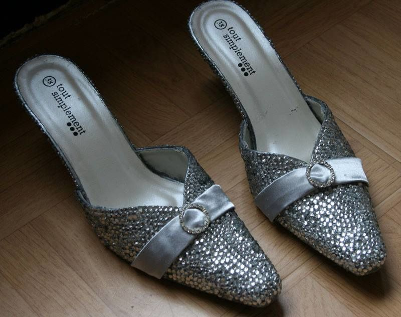 projet once upon a time : les chaussures