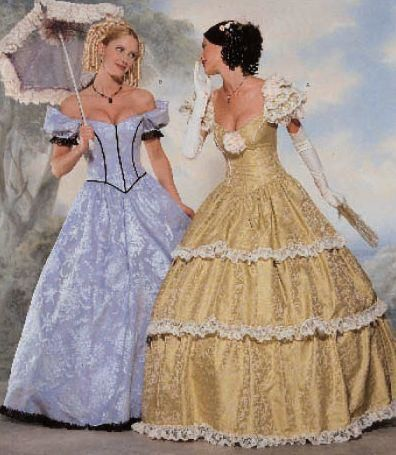 projet : once upon a time , le corsage
