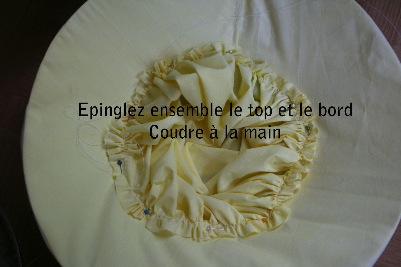 tuto: réaliser un Chapeau XVIIIem Anglais  1780