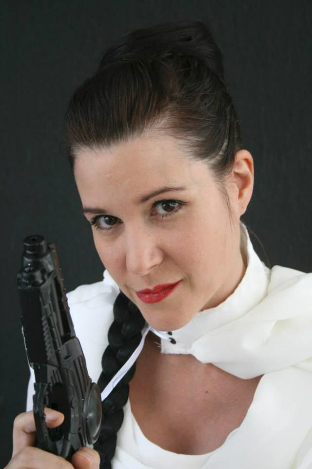 Costume Star  wars: le shooting
