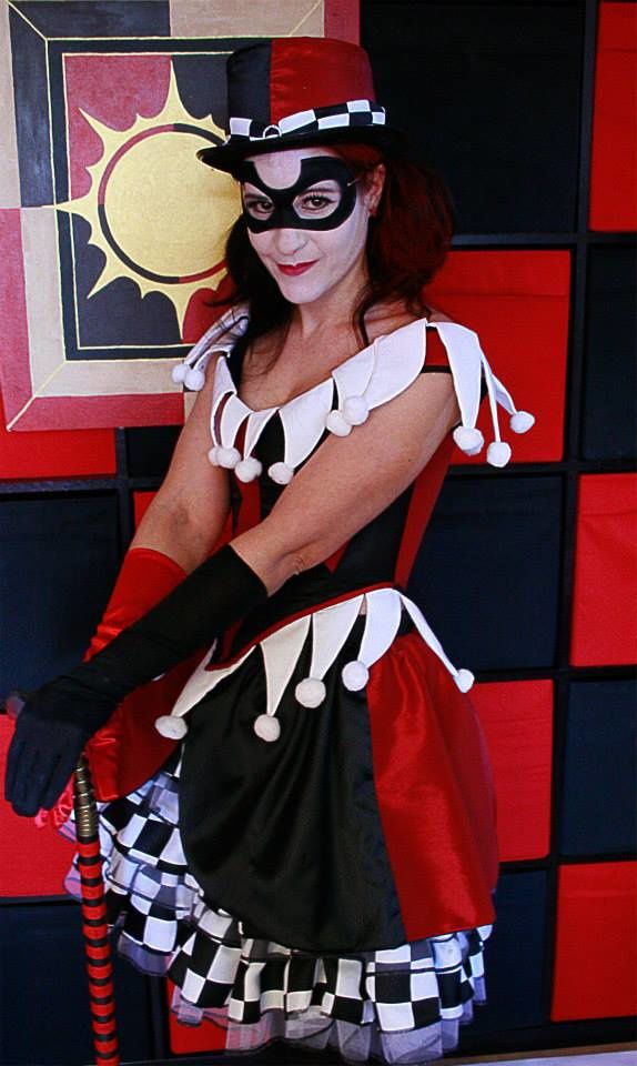 Harley Quinn le shooting !