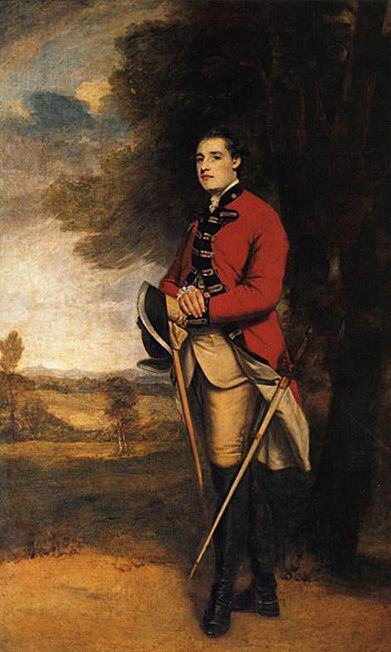 Sir Richard Worsley Reynolds 1775