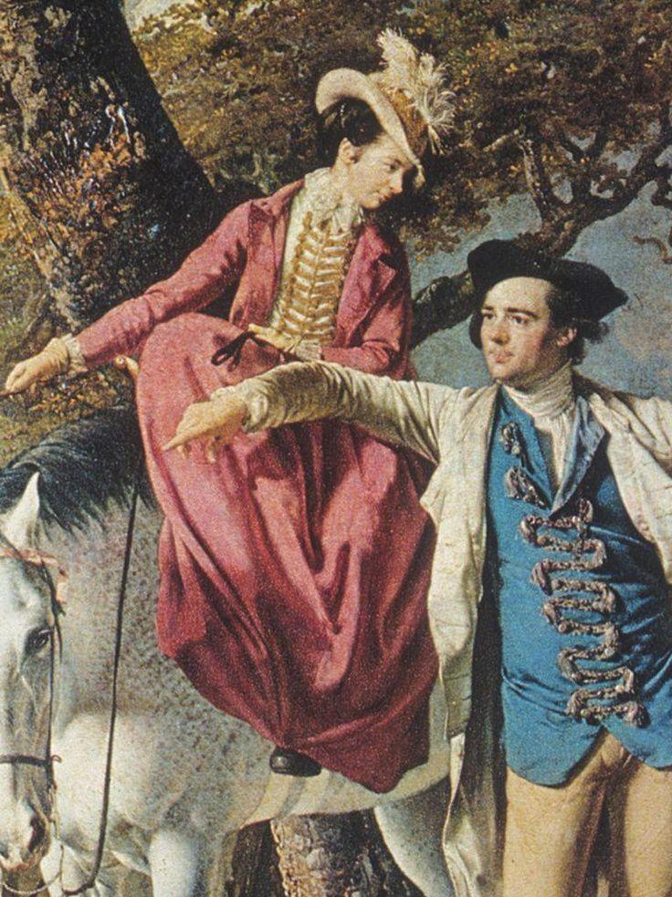 "Wright, ""Mr. & Mrs. Thomas Coltman,"" 1769-73"