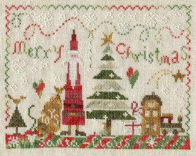 Jardin Privé et Pink Needle pensent à Noël!