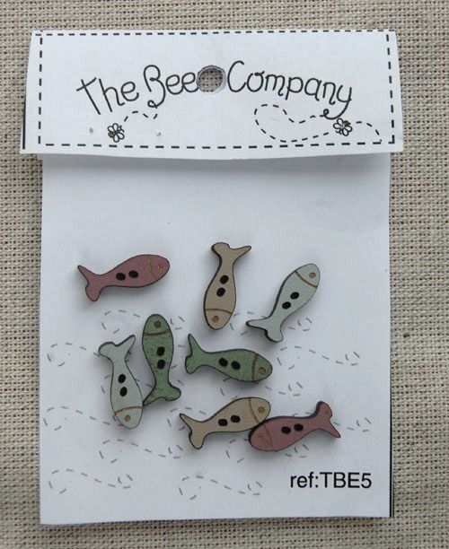 Bee Company, nouveautés boutons et cadres