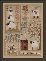 Histoire de moutons par Jardin privé, FT 47.48.50.51