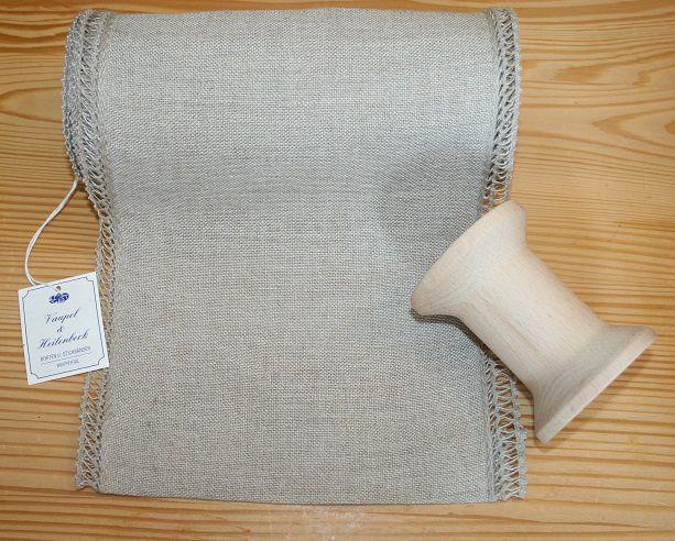 20cm naturel bordure dentelle