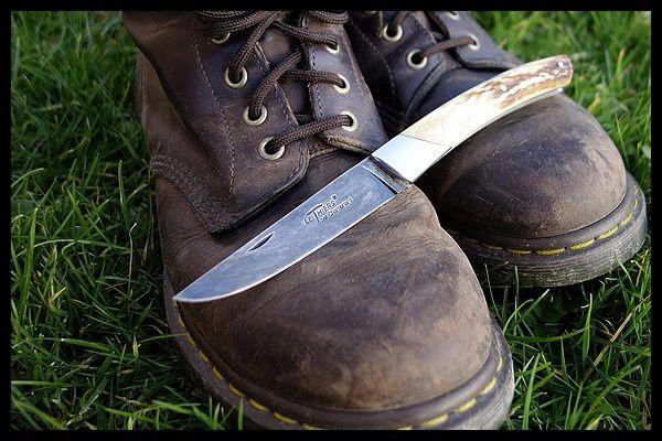 Chambriard : Thiers Compagnon en bois de cerf