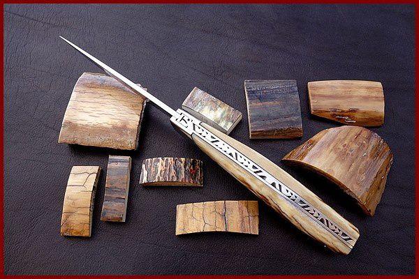 Chambriard : Thiers Compagnon bois de cerf