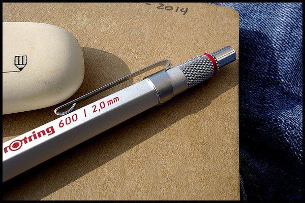 Bric à Brac : porte mine ROTRING 2mm