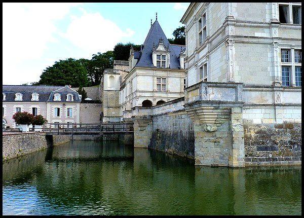 Le tour de France de WOlff : chateau de la Loire