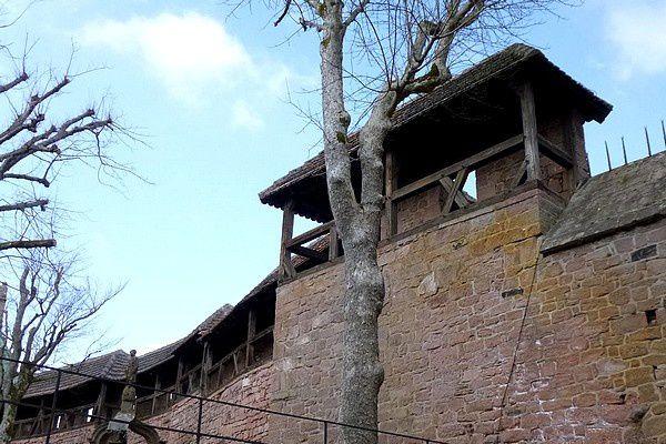 Jacques : le plus connu des chateaux Alsaciens
