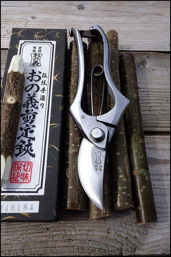 Secateur : japan made