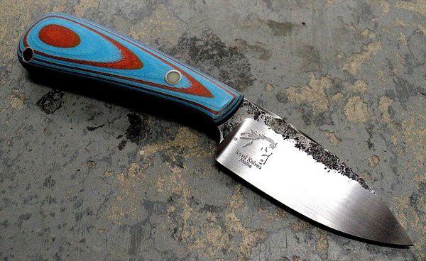 Découverte : Nick Ross Knives...