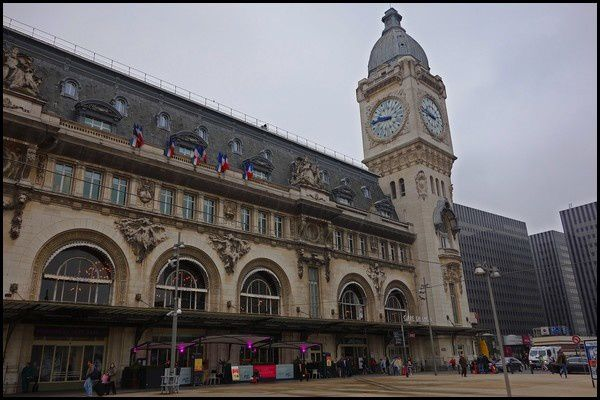 p riple hors normandie direction marseille 1 paris gare de lyon le coutographe. Black Bedroom Furniture Sets. Home Design Ideas
