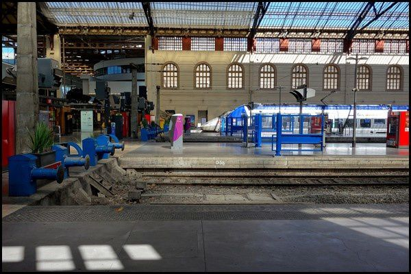 Périple hors Normandie : Direction Marseille #10, Gare St Charles