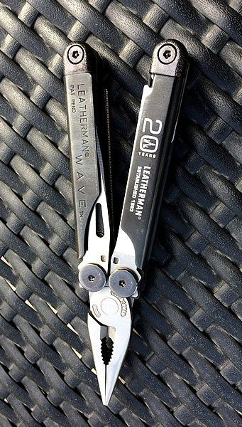 Radagast : leatherman wave limited edition