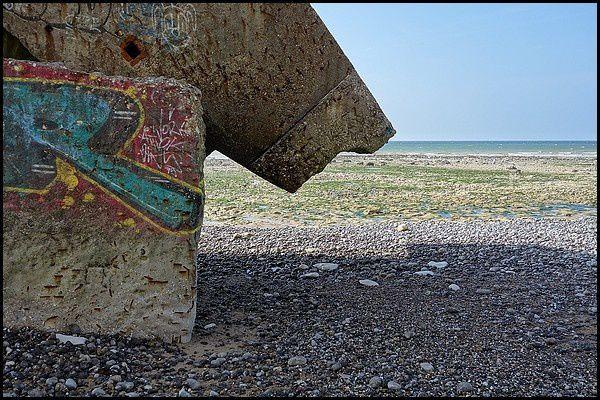 Normadie, Pays de Caux : St Marguerite sur Mer