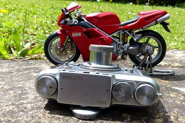 Eddie : fan de Ducati