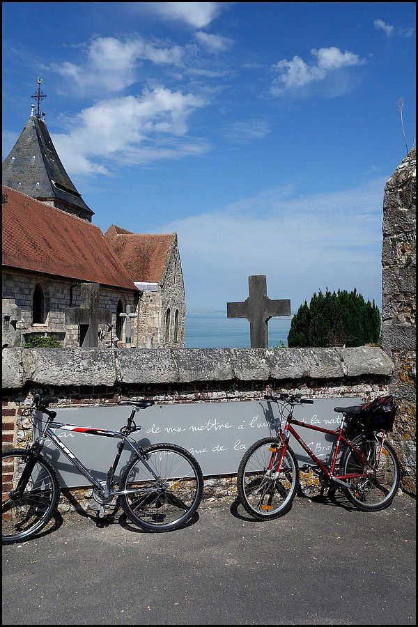 Normandie à Vélo : Varengeville - Quiberville