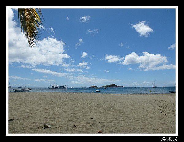 Frank : Guadeloupe...