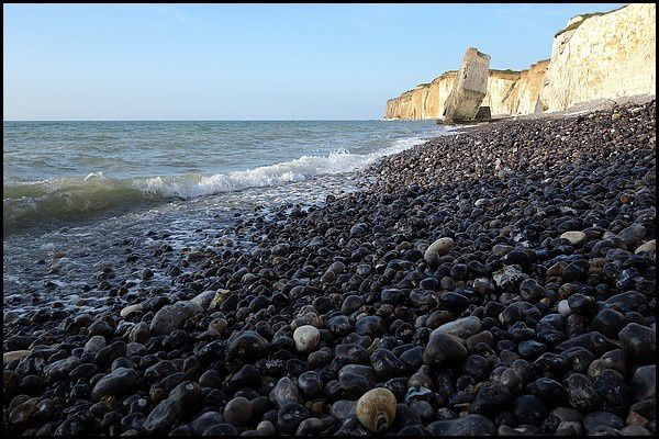 Normandie, Pays de Caux : St Marguerite sur Mer #1/3