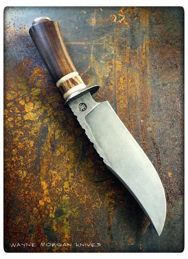 Découverte : Wayne Morgan Knives