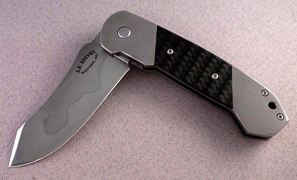 Découverte : S.K. Knives