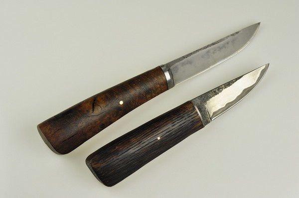 Michel Grini : couteau de Bryan Raquin