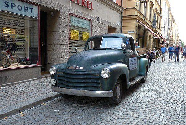 Stockholm = Cuba ?