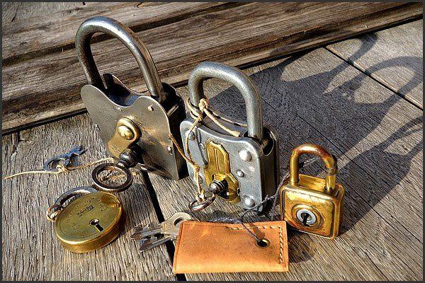 Bric à Brac : collectionnite aigue, les cadenas