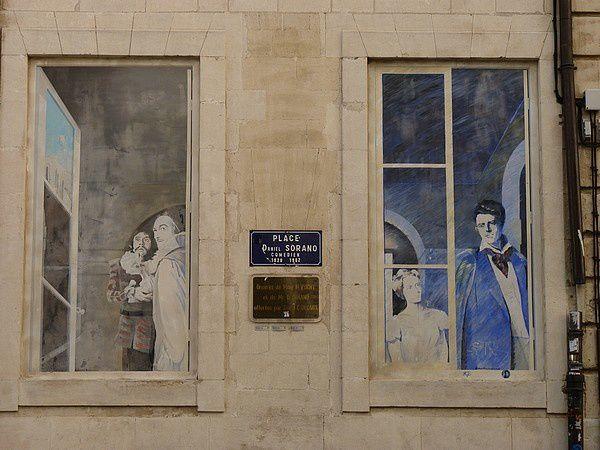 Wolff : Avignon sous le soleil