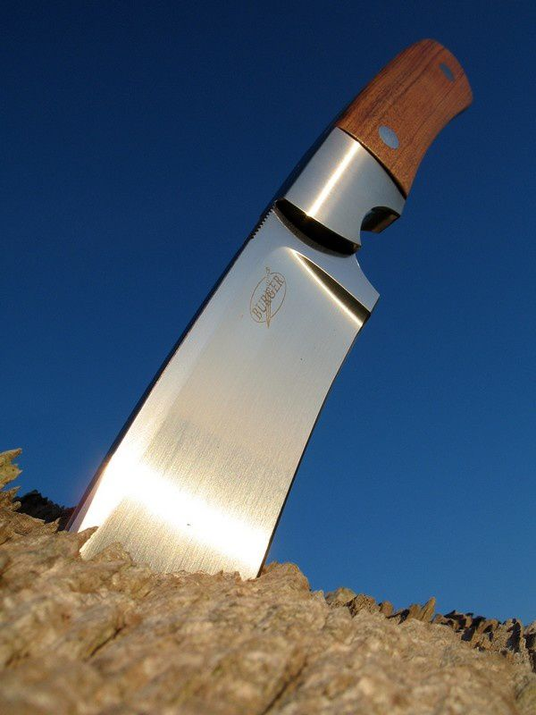 Rétrospective : Burger Knives