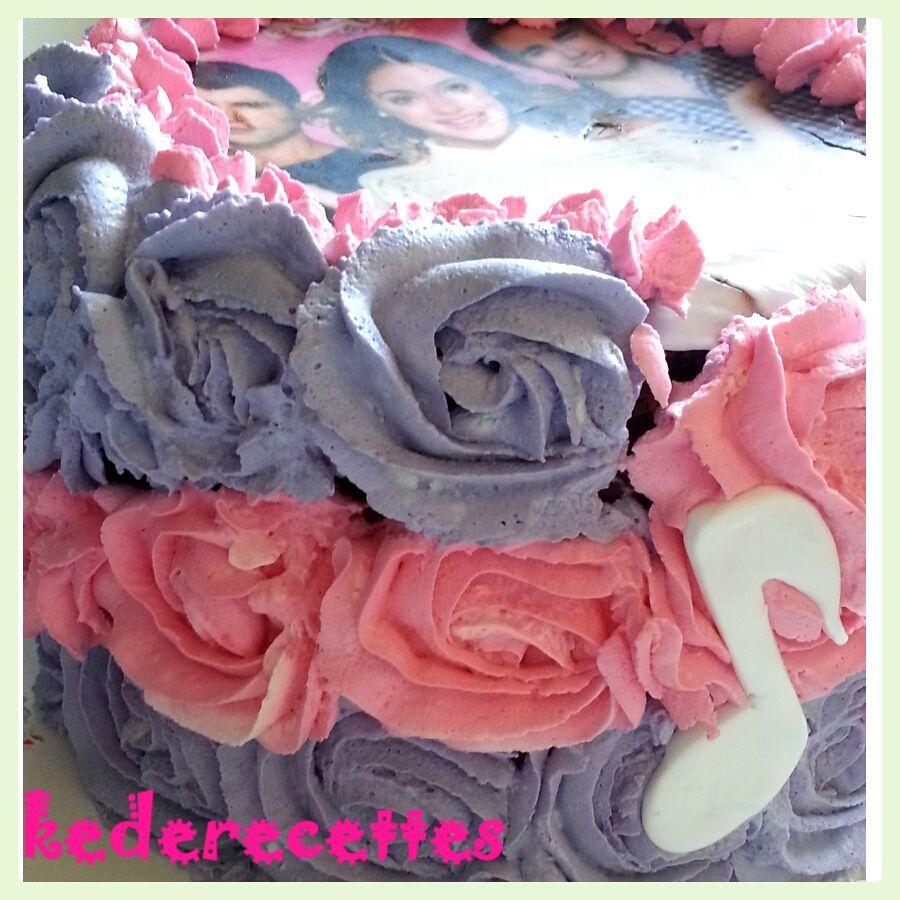 Rose Cake &quot&#x3B;Violetta&quot&#x3B;