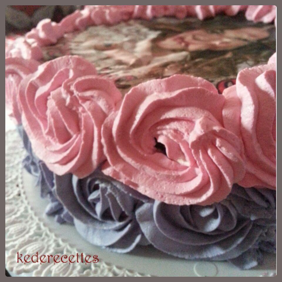 Rose Cake Violetta