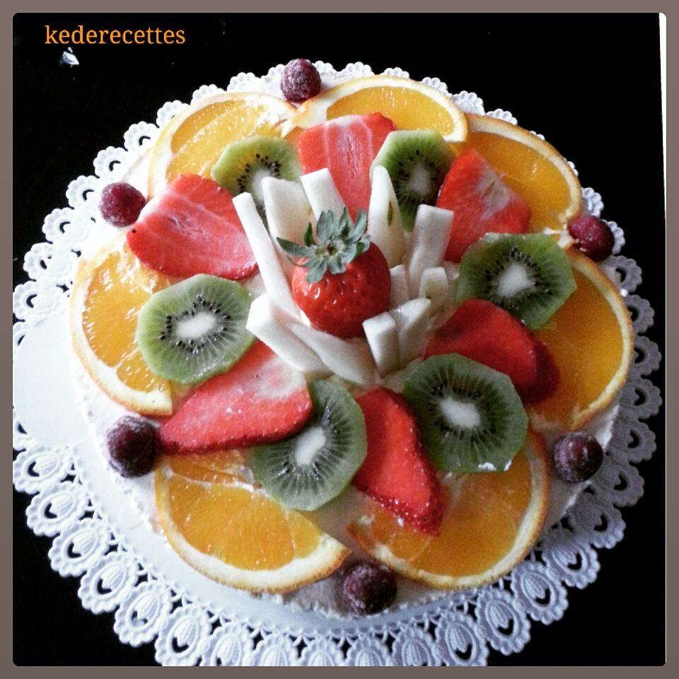 Entremet Multifruits