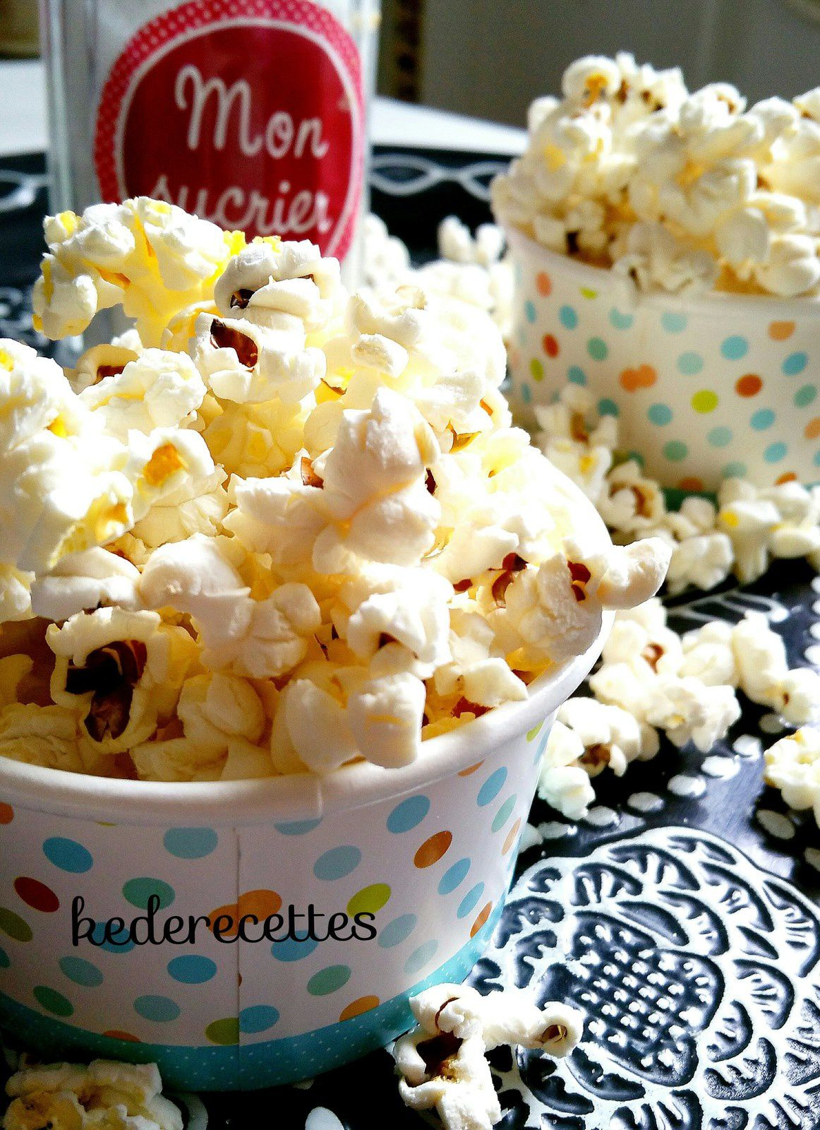 Pop Corn express, micro onde