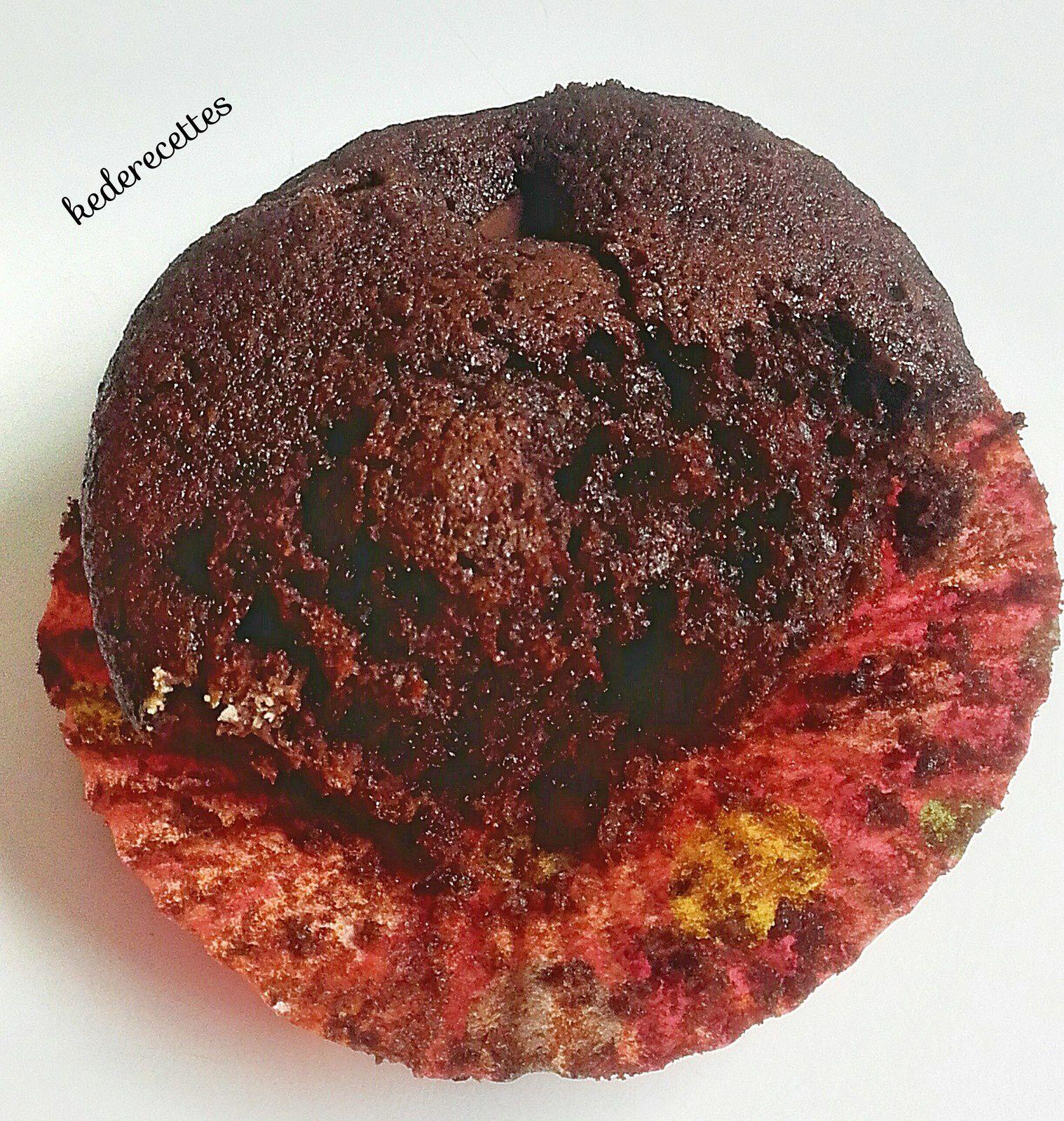 Muffin's intensément chocolat