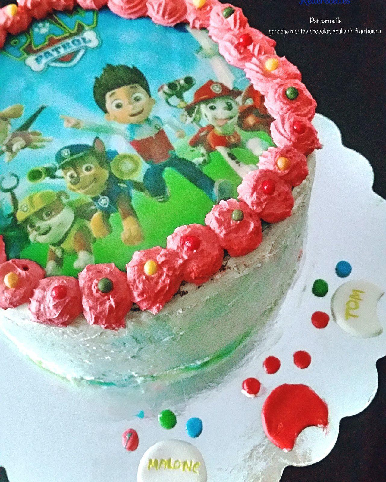 Layer Cake Pat patrouille