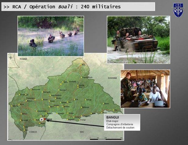 République Centrafricaine: comment la France protège ses ressortissants