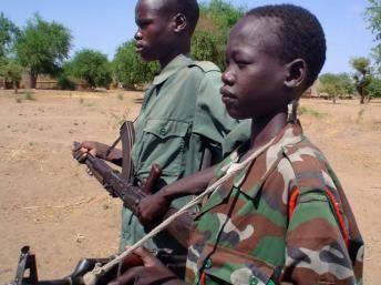 CENTRAFRIQUE : Youssouf, un enfant soldat de 13 ans
