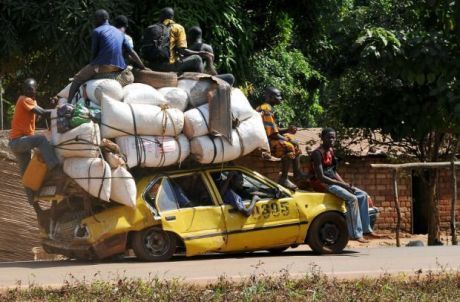 RDC : nouvelle terre d'asile des Centrafricains